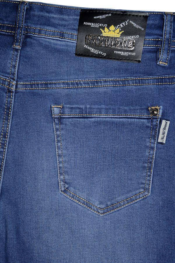 Джинсы женские Aimi Brand 8511 - фото 4