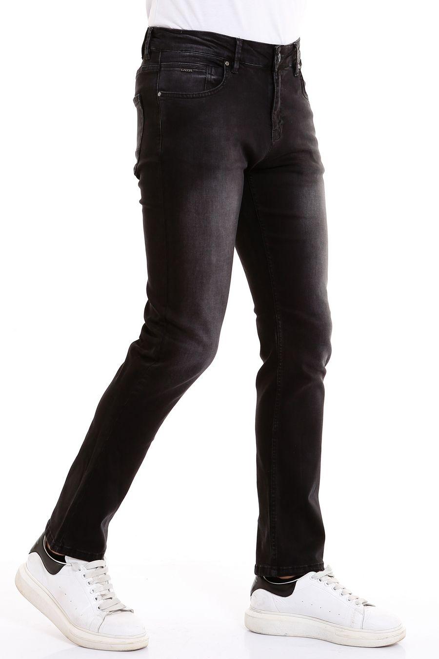 Джинсы мужские Caccia 2046 Black Black - фото 1