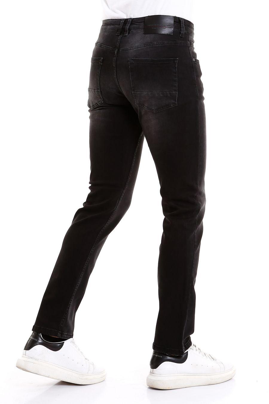 Джинсы мужские Caccia 2046 Black Black - фото 2