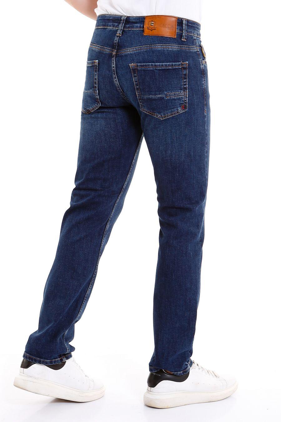 Джинсы мужские Caccia 2058 Blue - фото 3