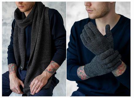 Шарфы, перчатки John Trigger