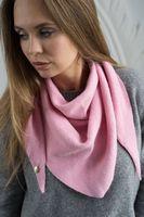 Косынка женская Mira Adriana 7.572-04 розовая