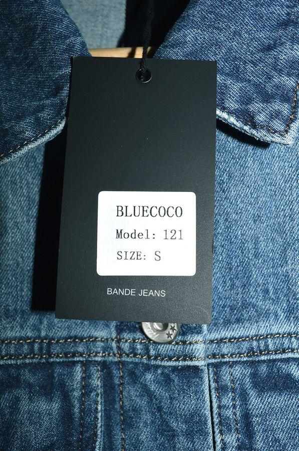 Куртка женская Blue Coco 121 - фото 3