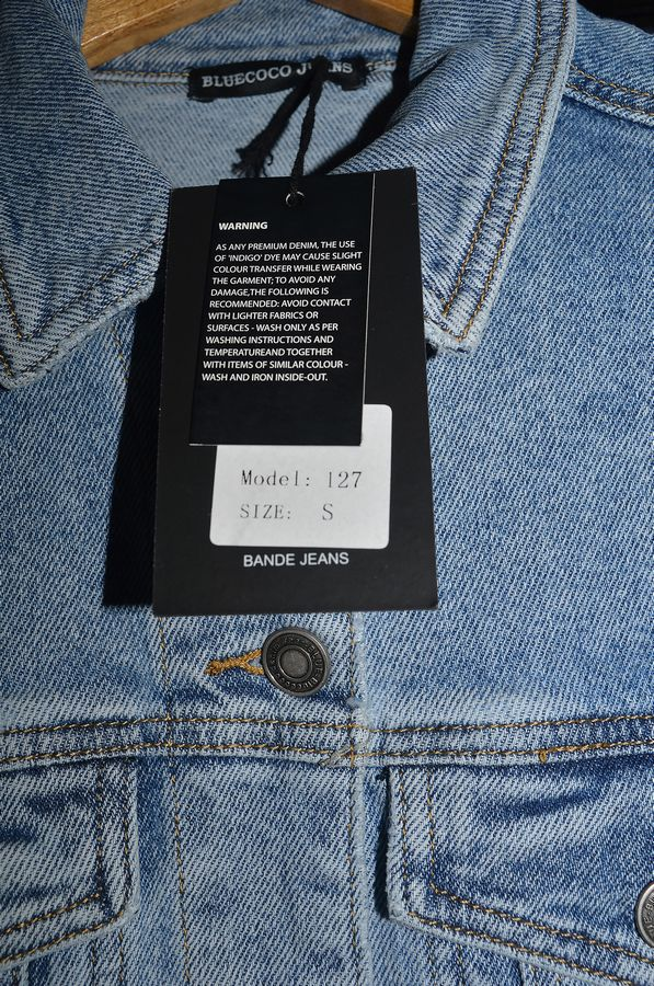 Куртка женская Blue Coco 127 - фото 3
