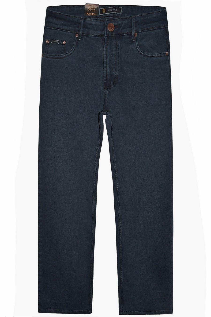 Джинсы мужские Koutons 235-8 Stretch Grey-Blue - фото 1