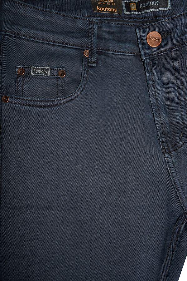 Джинсы мужские Koutons 235-8 Stretch Grey-Blue - фото 3