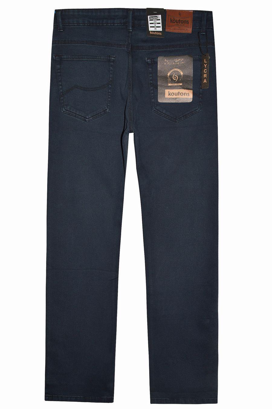 Джинсы мужские Koutons 235-8 Stretch Grey-Blue - фото 2