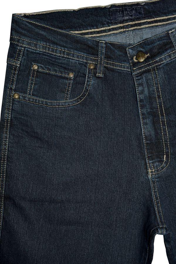 Джинсы мужские MAC Person B1742-R/8102 Blue Black - фото 3