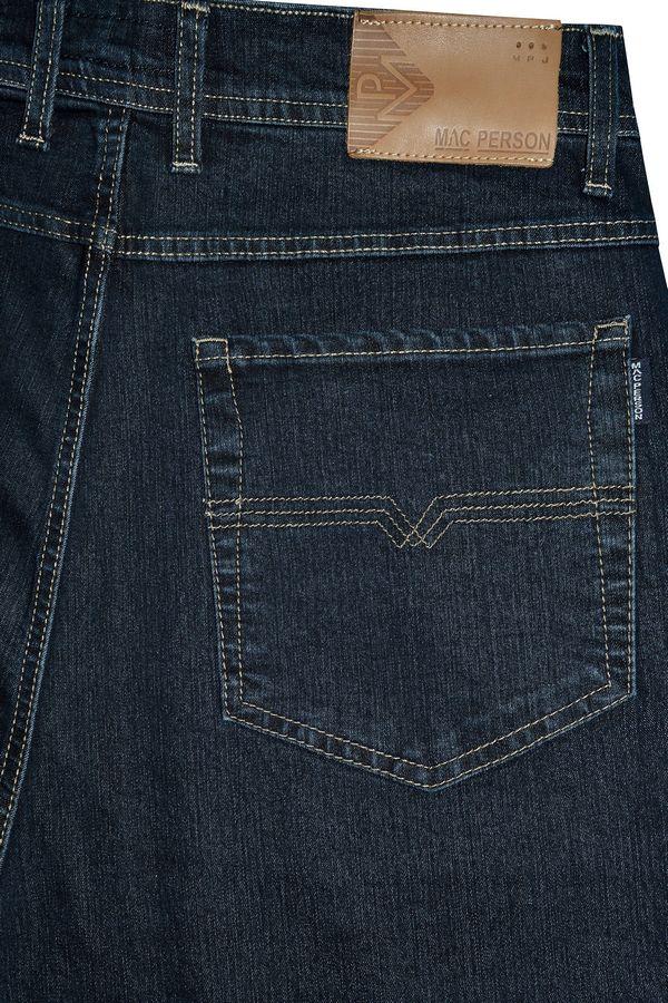 Джинсы мужские MAC Person B1742-R/8102 Blue Black - фото 4