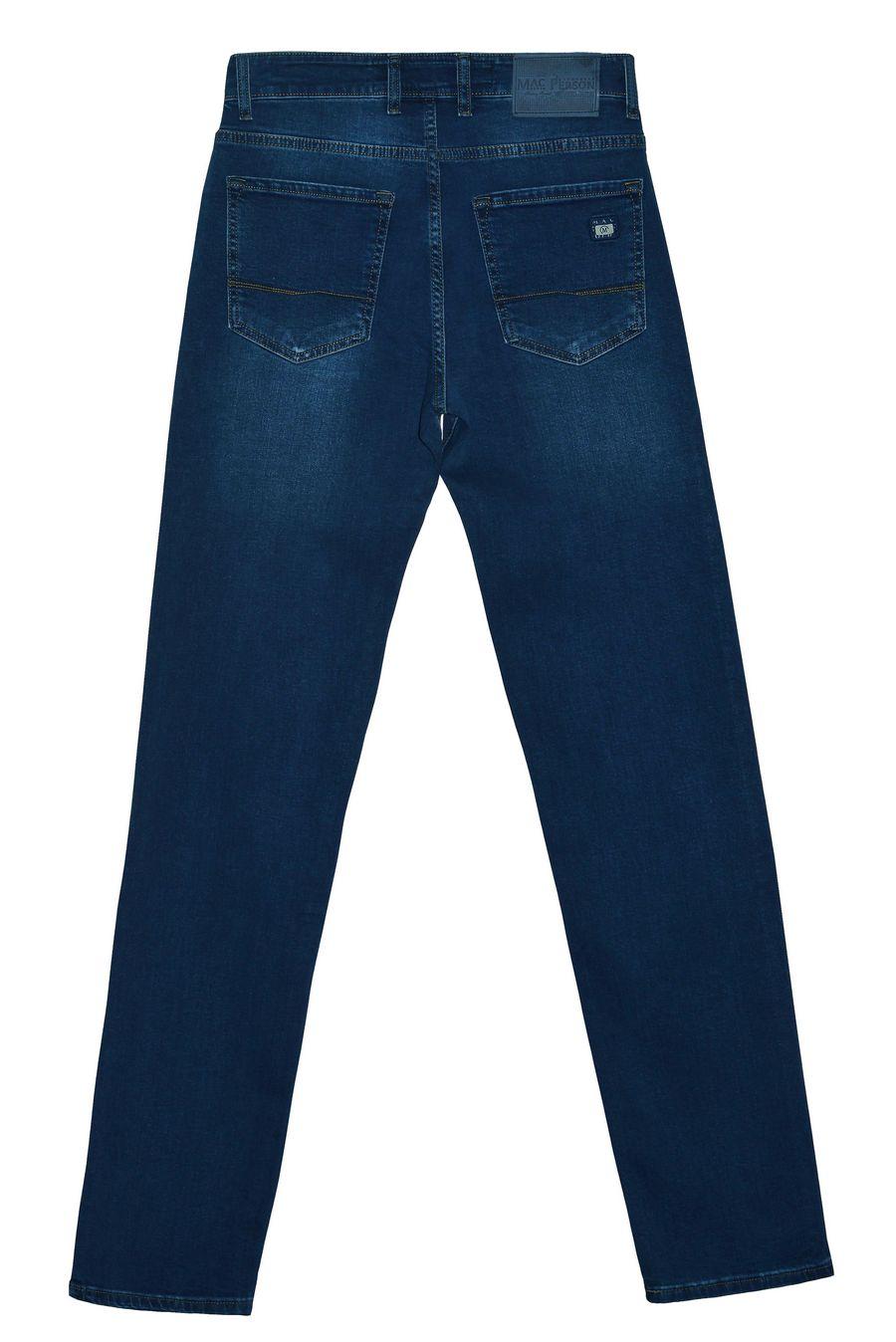 Джинсы мужские MAC Person 2922-12059 Blue Blue L36 - фото 2