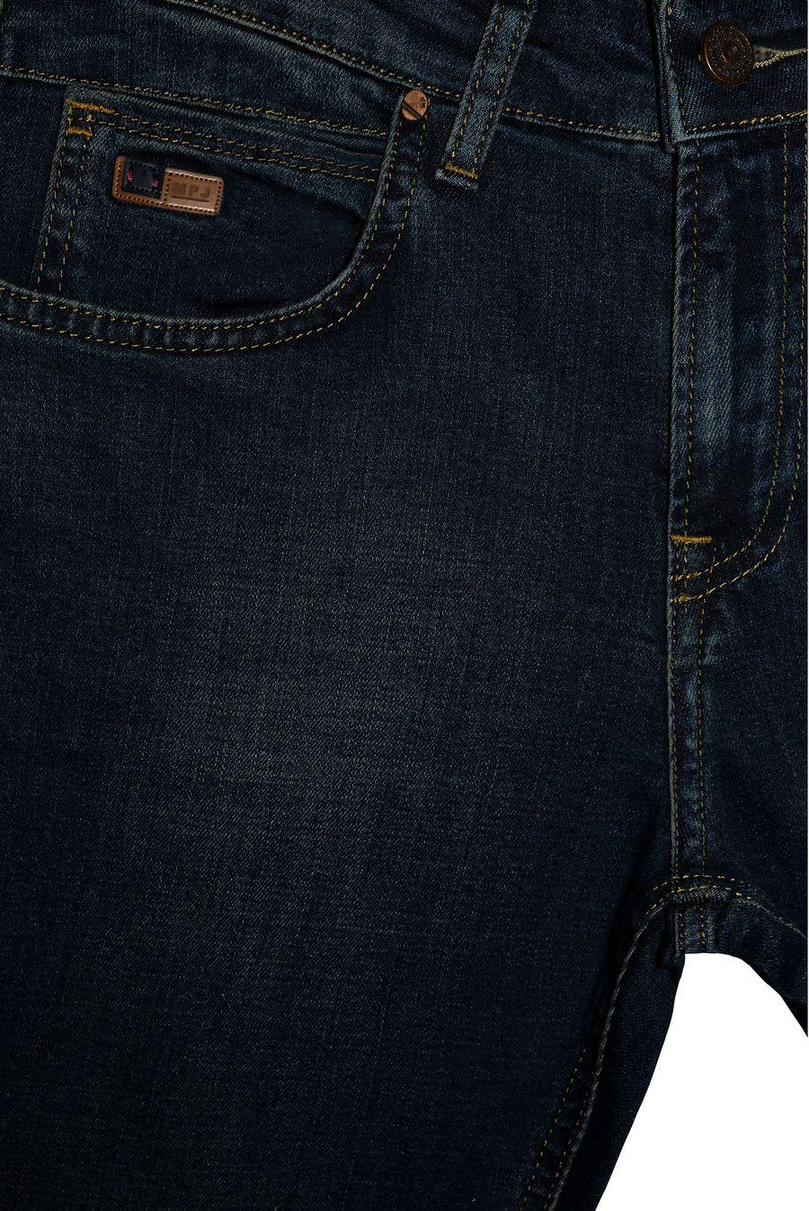 Джинсы мужские MAC Person DP2808-11744 Mid Blue L36 - фото 3