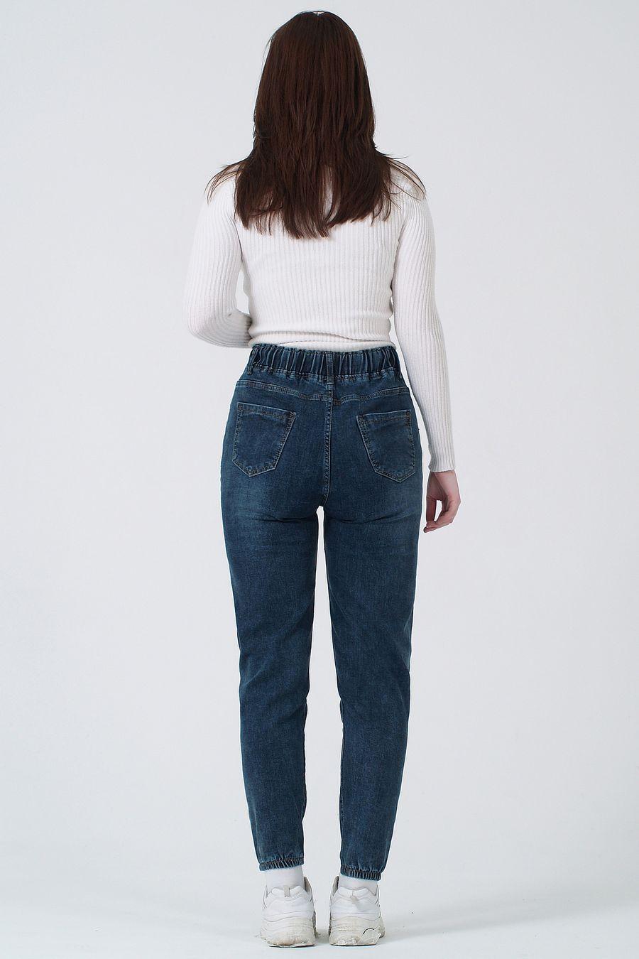Джинсы женские K.Y Jeans 088 утепленные - фото 2