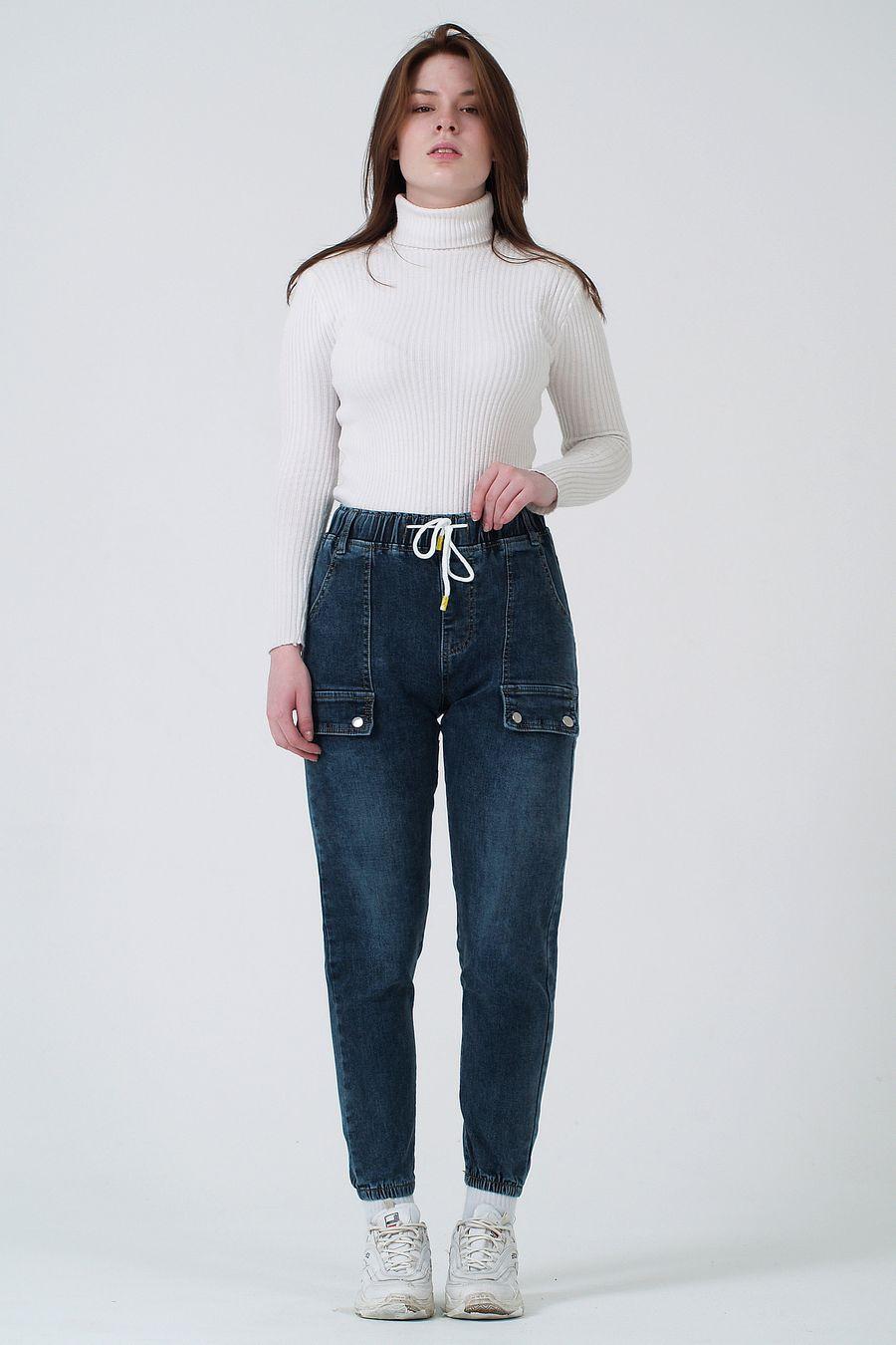 Джинсы женские K.Y Jeans 097 - фото 2