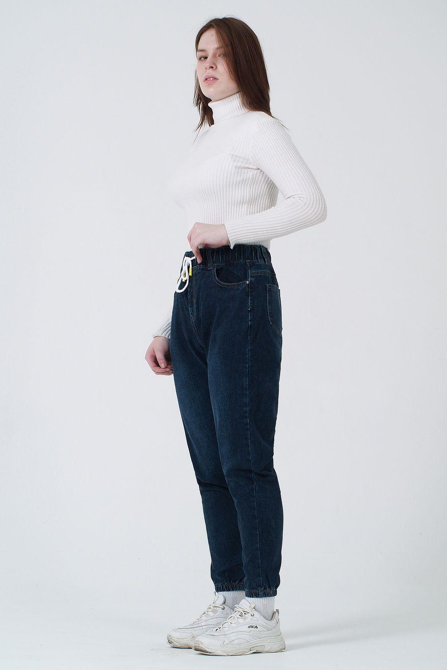 Джинсы женские K.Y Jeans 091 утепленные - фото 1