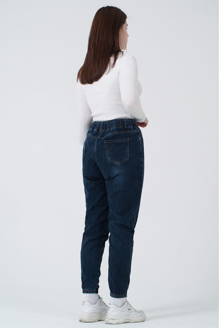 Джинсы женские K.Y Jeans 091 утепленные - фото 2