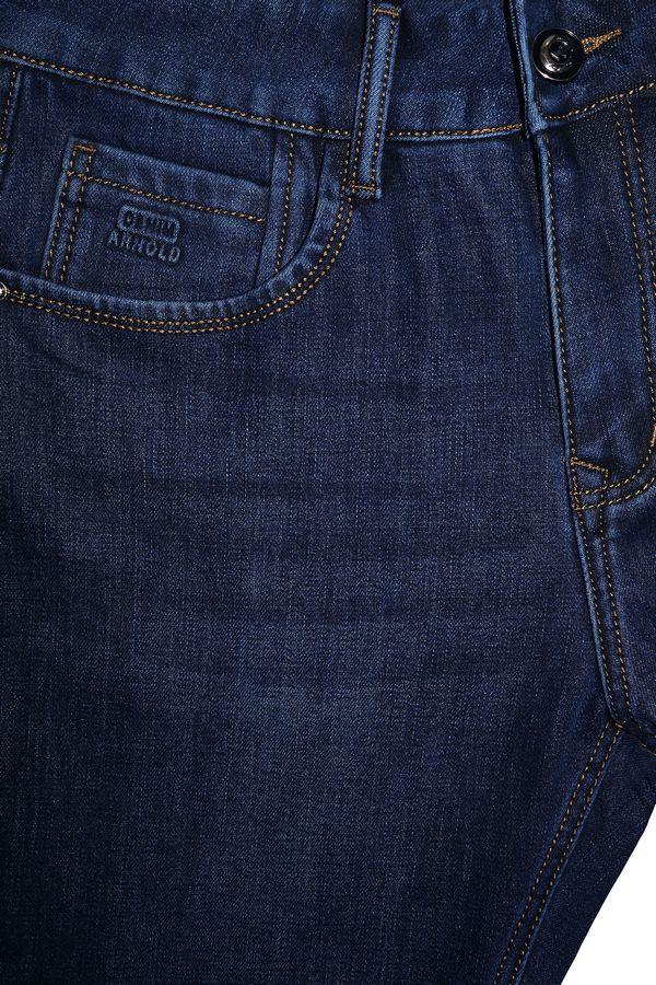 Джинсы мужские Arnold 3523 утепленные - фото 3