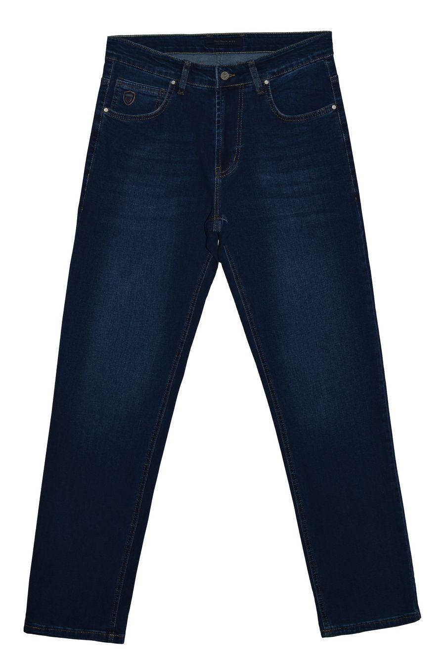 Джинсы мужские MAC Person 2923-12321 Blue Blue - фото 1