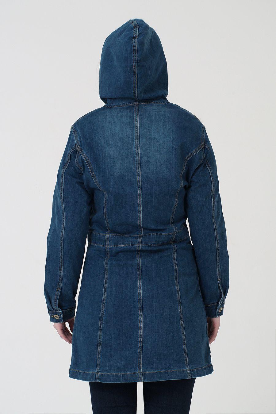 Пиджак женский (джинсовка) K.Y Jeans 901 - фото 5