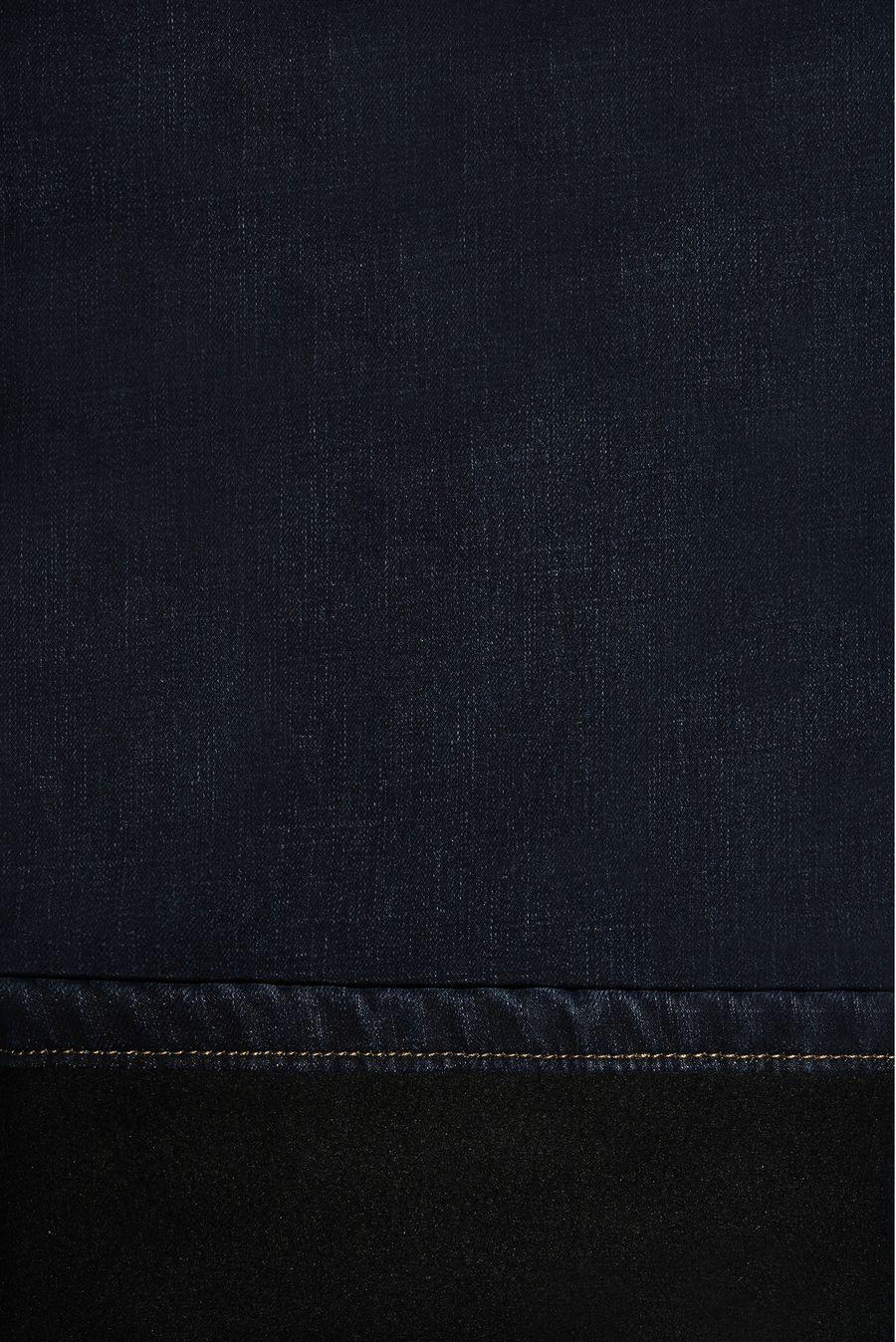 Джинсы мужские Ramins Denim RS4-6010 утепленные - фото 5