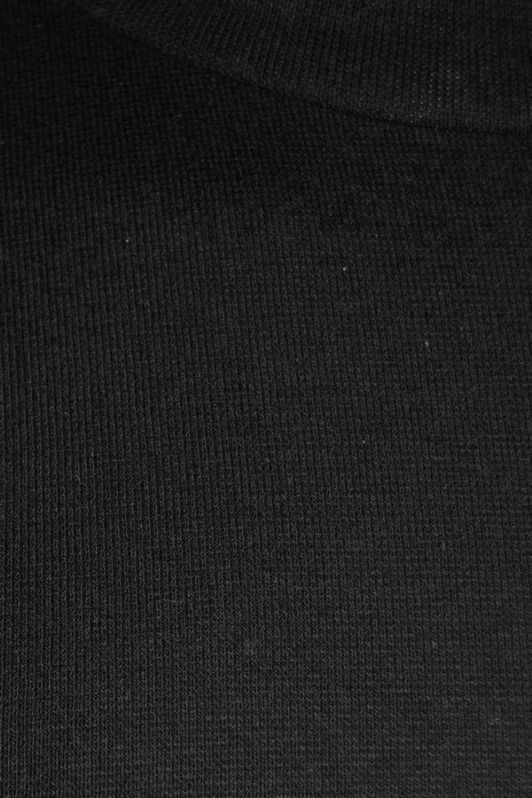 Водолазка мужская Tom Hawkins черная Big Size - фото 3