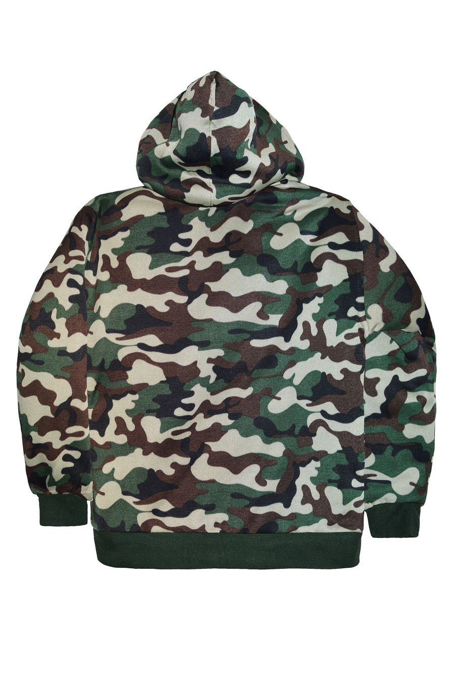 Куртка мужская Rosser 01 светлая камуфляж утепленная - фото 2