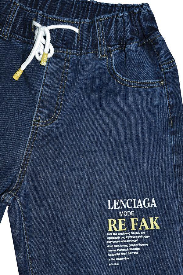 Джинсы женские K.Y Jeans 169 утепленные - фото 3