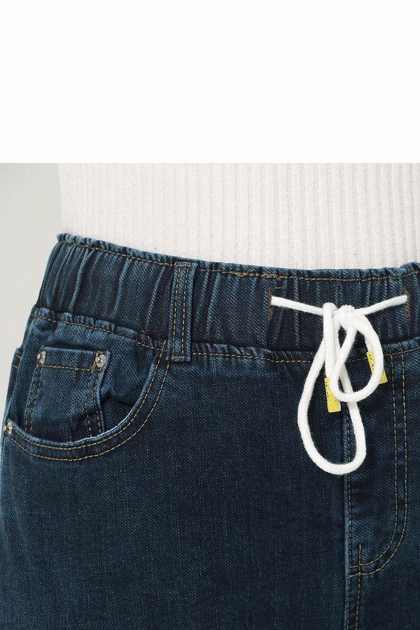 Джинсы женские K.Y Jeans 169 утепленные - фото 4