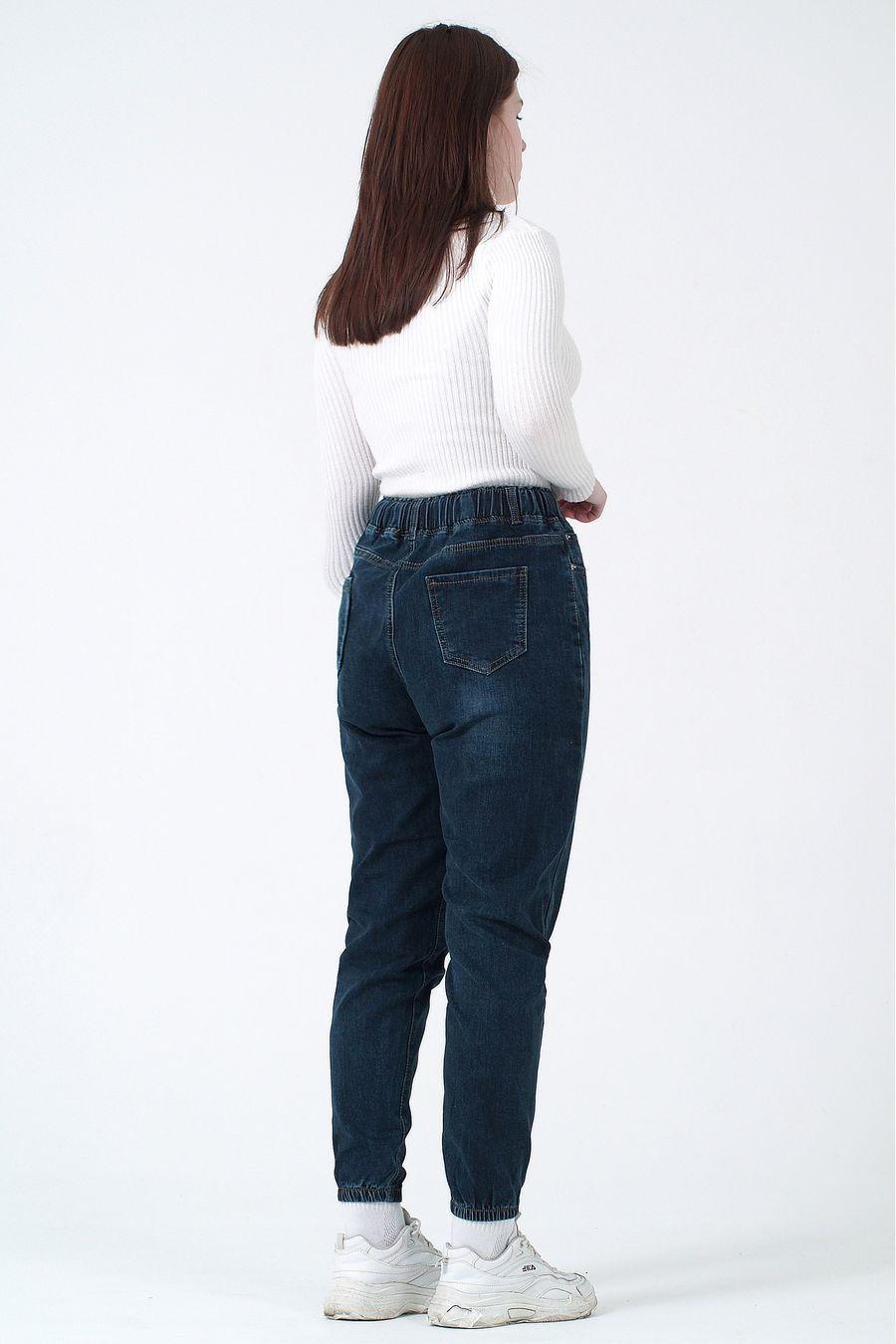 Джинсы женские K.Y Jeans 169 утепленные - фото 2