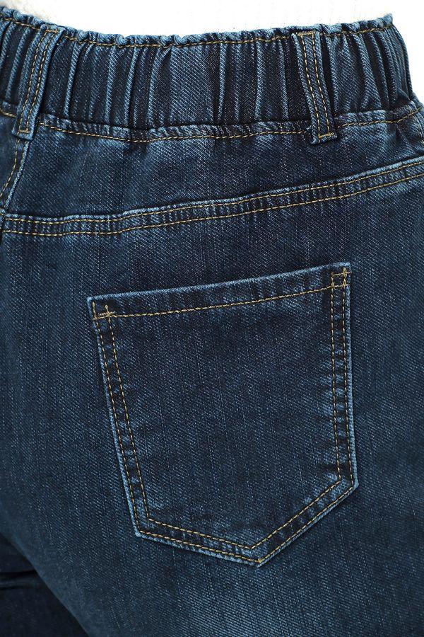 Джинсы женские K.Y Jeans 169 утепленные - фото 5