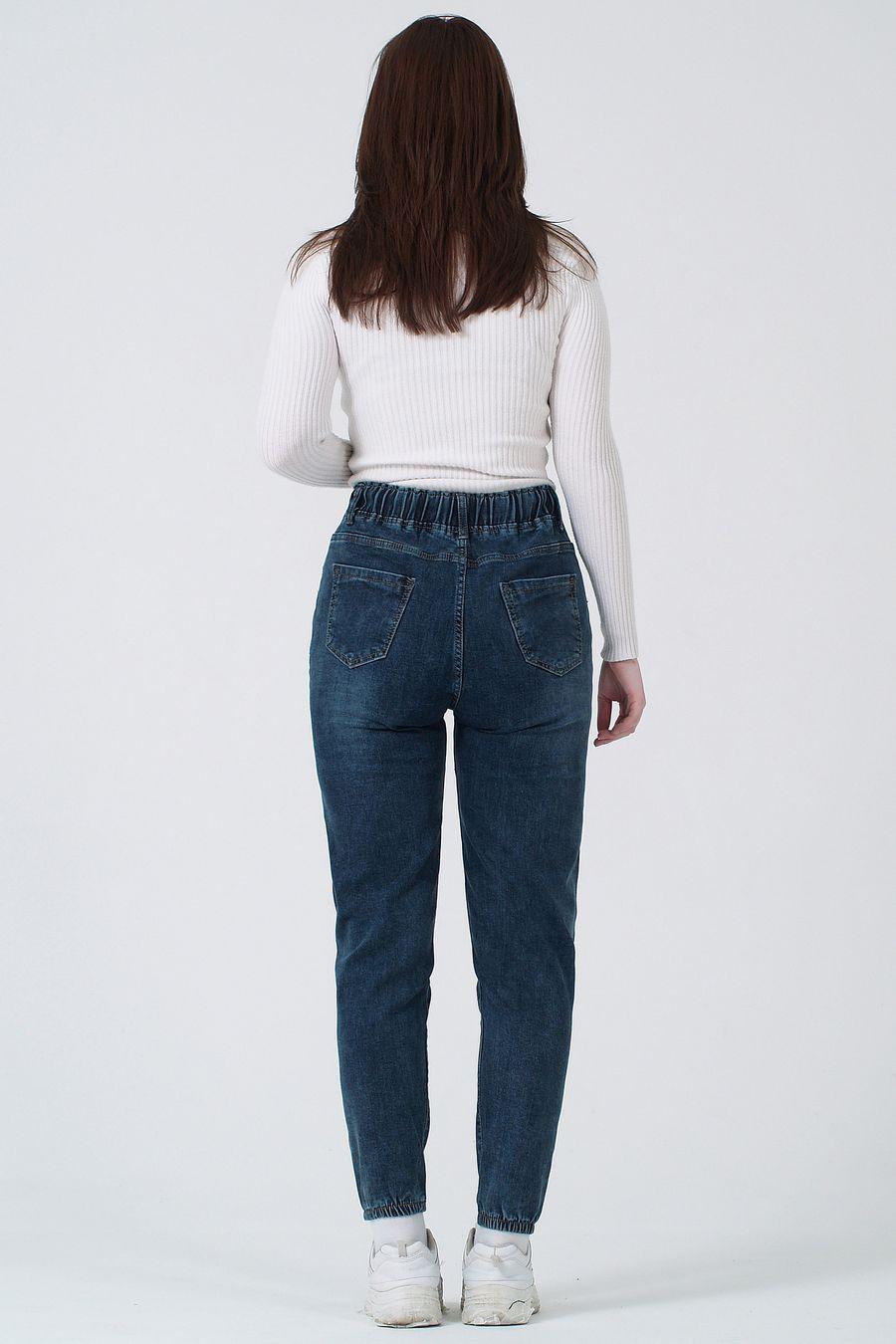 Джинсы женские K.Y Jeans 171 утепленные - фото 2