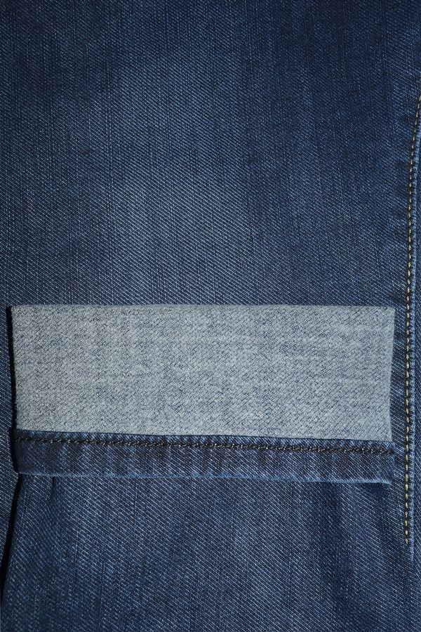 Джинсы женские K.Y Jeans 171 утепленные - фото 6
