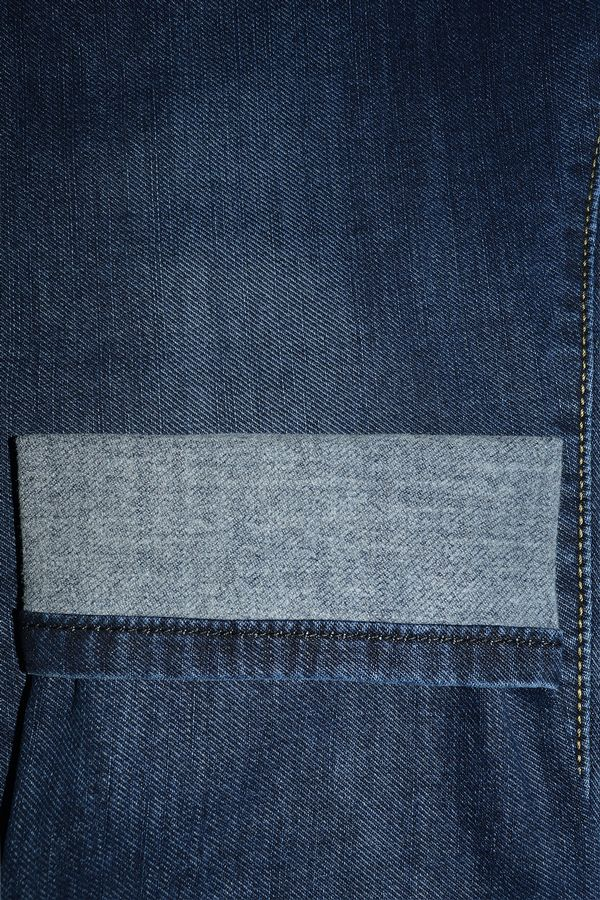 Джинсы женские K.Y Jeans 096 утепленные - фото 7