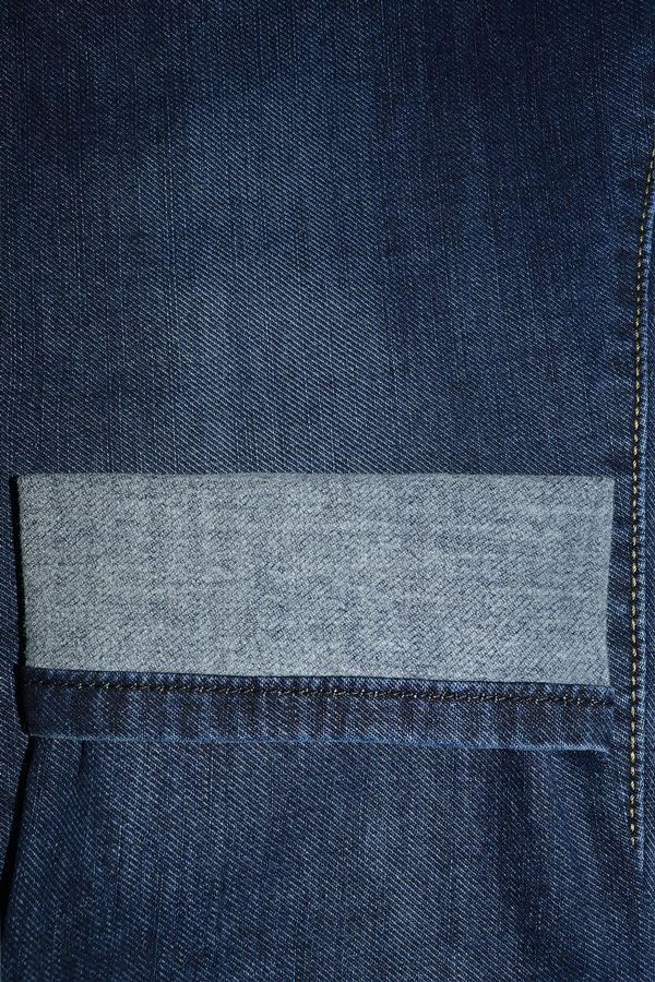 Джинсы женские K.Y Jeans 091 утепленные - фото 5