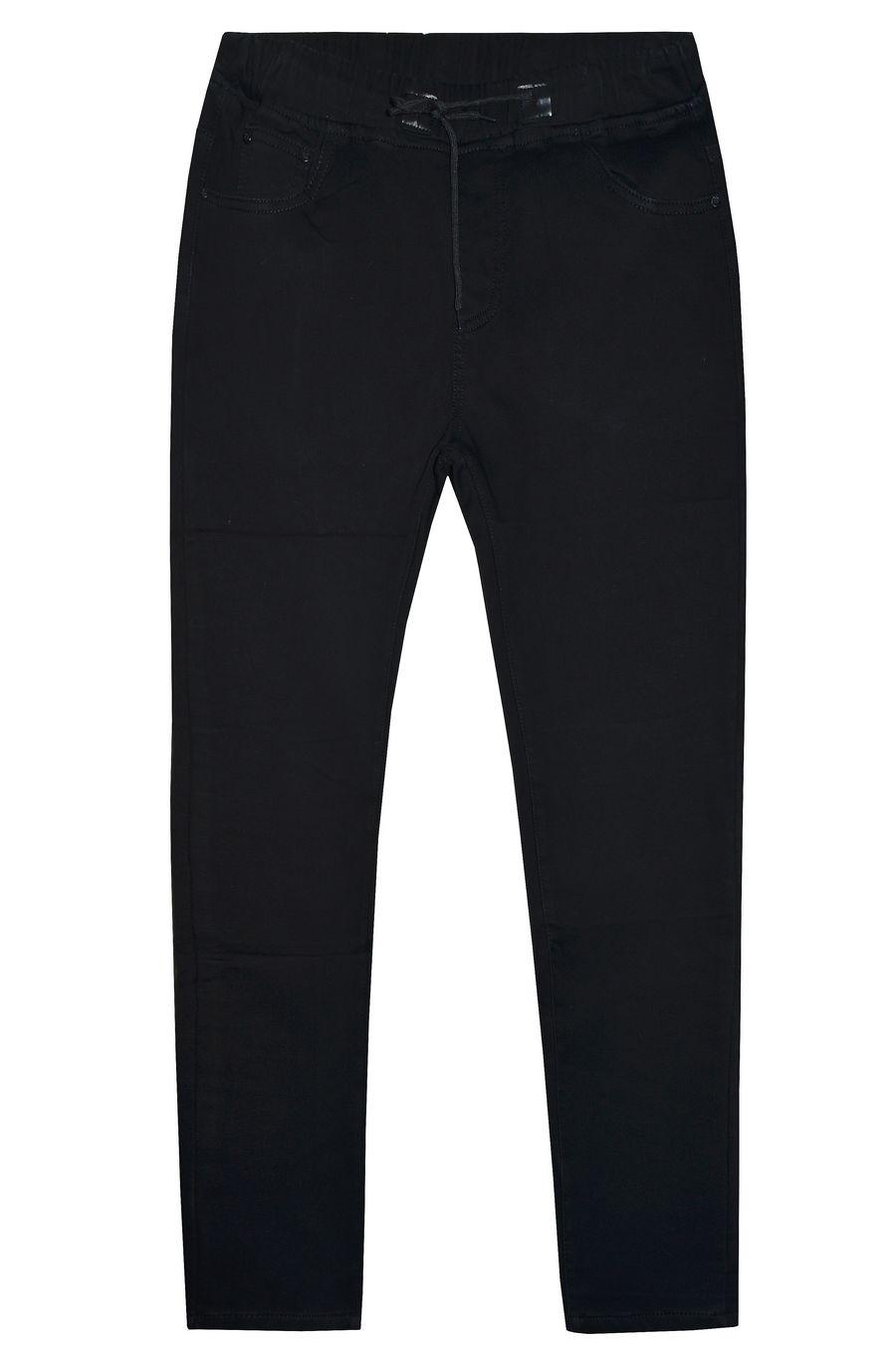 Джинсы женские K.Y Jeans F2239 утепленные - фото 1