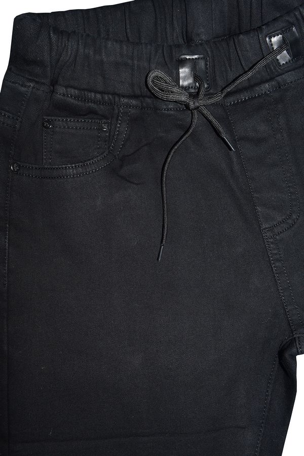 Джинсы женские K.Y Jeans F2239 утепленные - фото 3