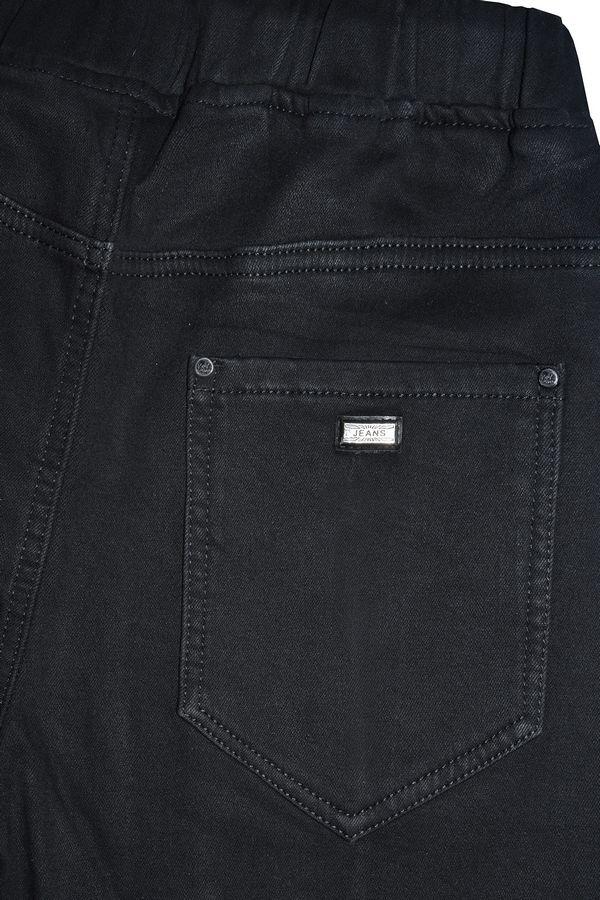 Джинсы женские K.Y Jeans F2239 утепленные - фото 4