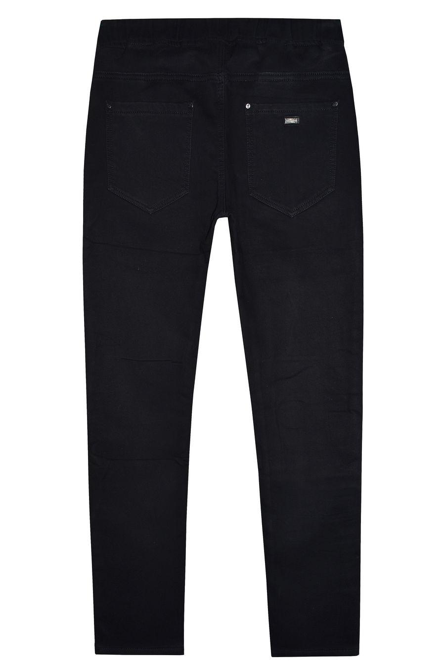 Джинсы женские K.Y Jeans F2239 утепленные - фото 2