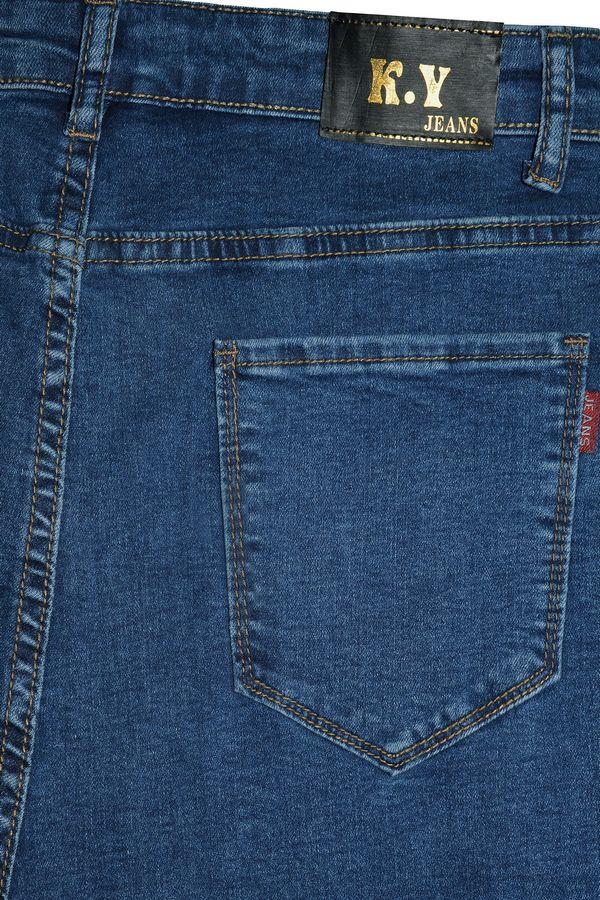 Джинсы женские K.Y Jeans J5566 - фото 4