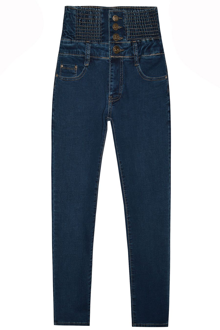 Джинсы женские K.Y Jeans L489 - фото 1