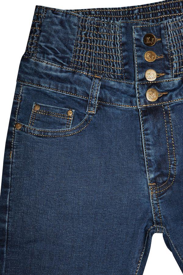 Джинсы женские K.Y Jeans L489 - фото 3