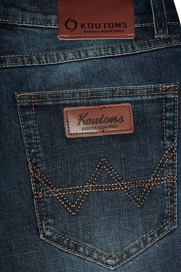 Джинсы мужские Koutons KL-1750-A L36 (штучно) - фото 4