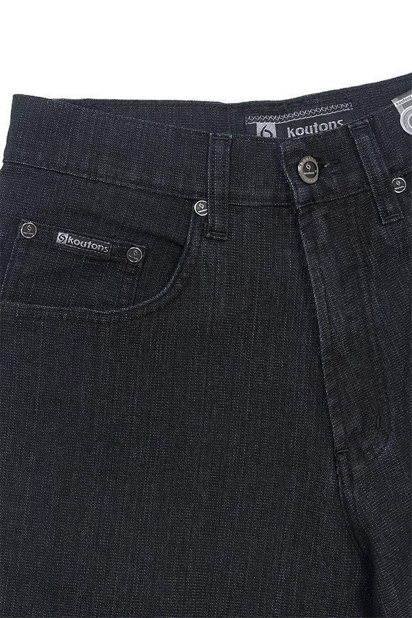 Джинсы мужские Koutons KT-06-11-H Black-Black - фото 3