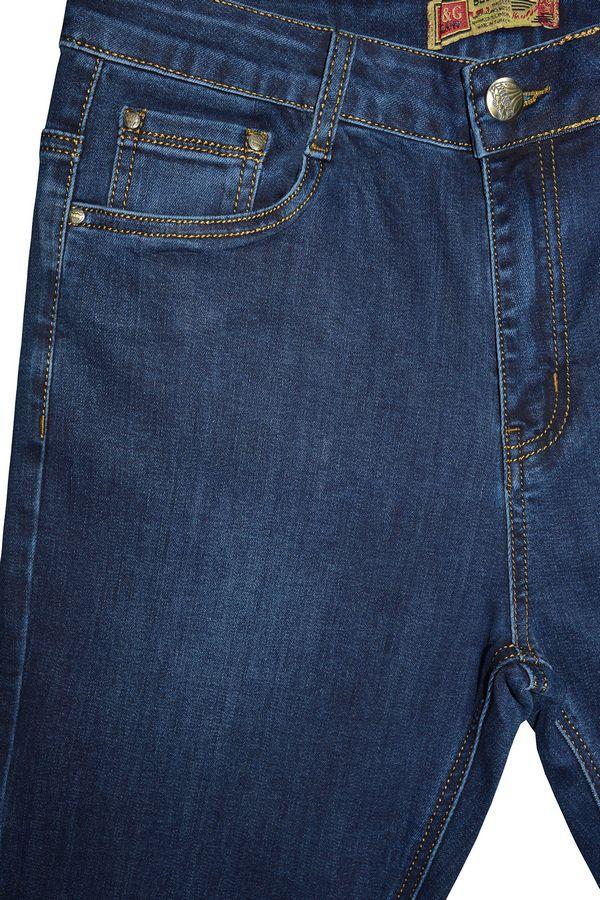 Джинсы женские Blue Group SF078 - фото 3