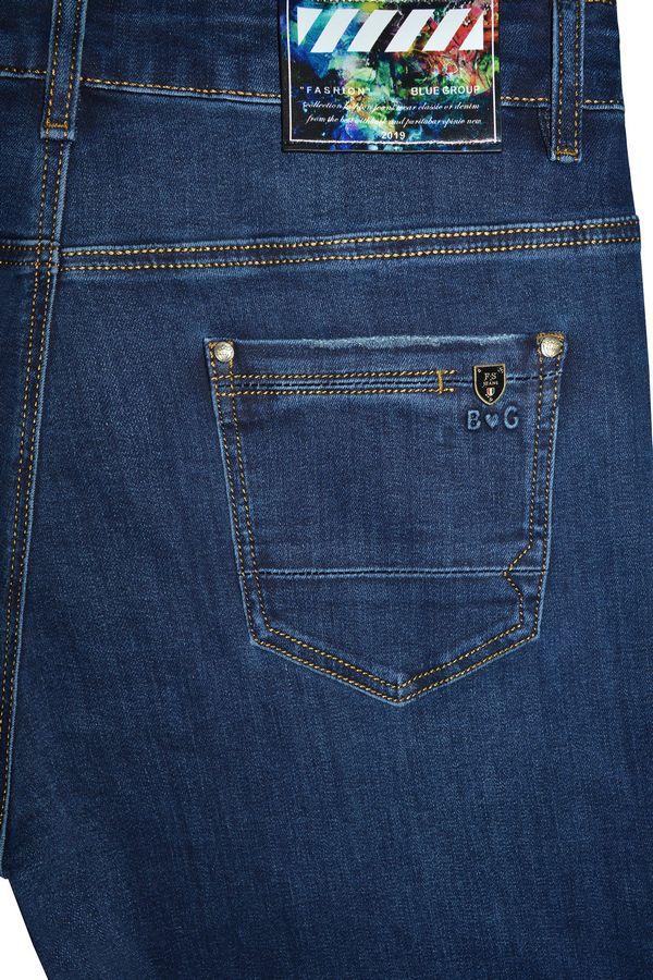 Джинсы женские Blue Group SF078 - фото 4