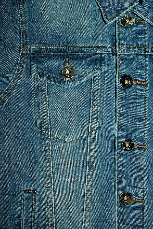 Пиджак мужской (джинсовка) DR (Dervirga`s) 835 - фото 3