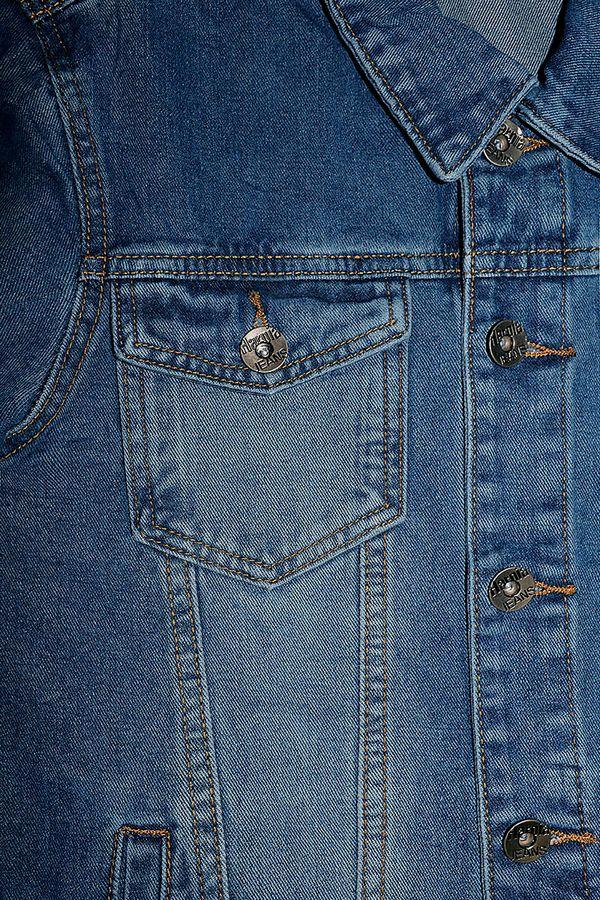 Пиджак мужской (джинсовка) DR (Dervirga`s) 838/840 - фото 3