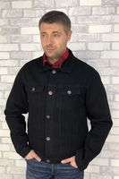 Мужская джинсовая куртка DR (Dervirga`s) 8801