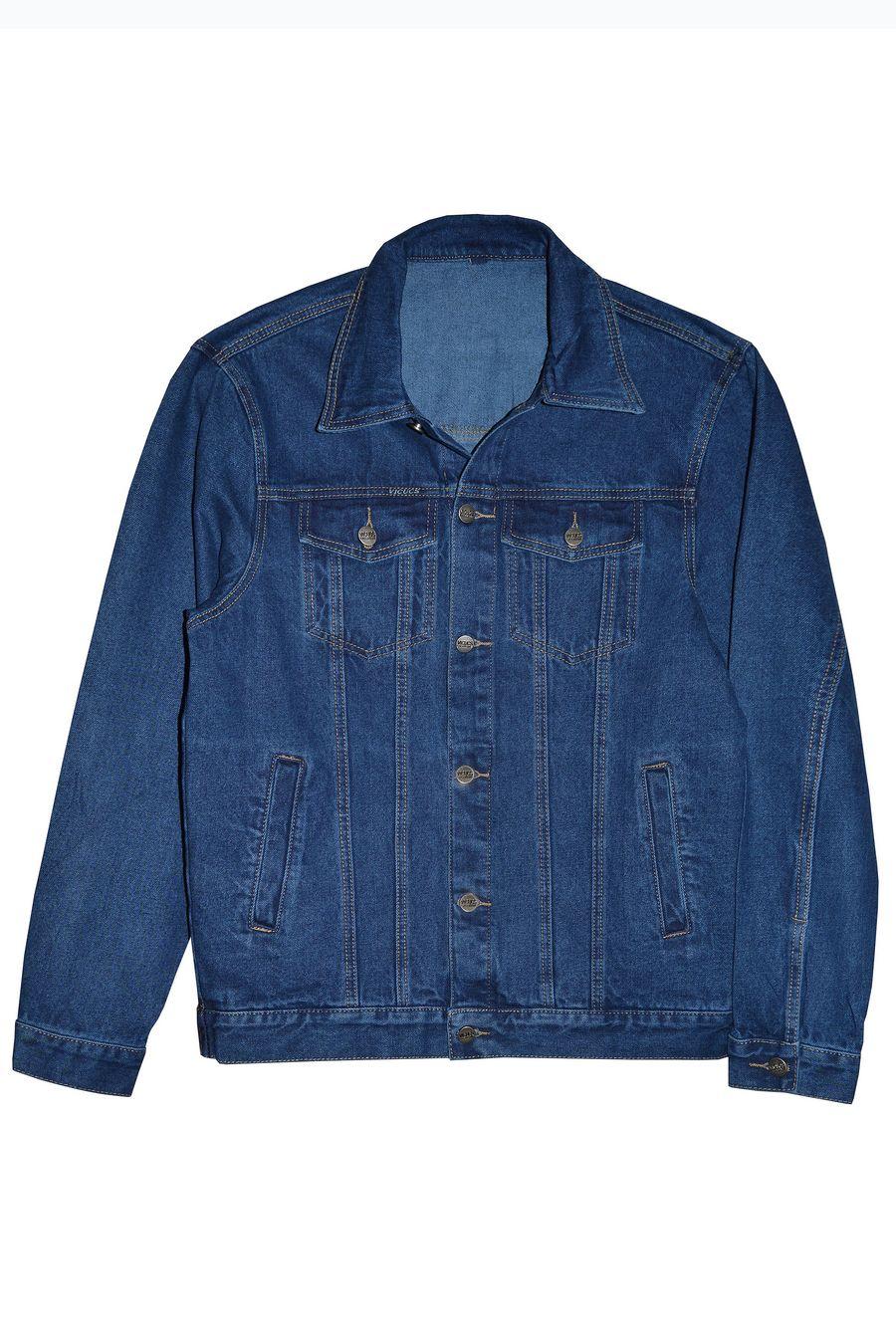 Пиджак мужской (джинсовка) Vicucs 728E.7X7-5 (M-3XL) - фото 1