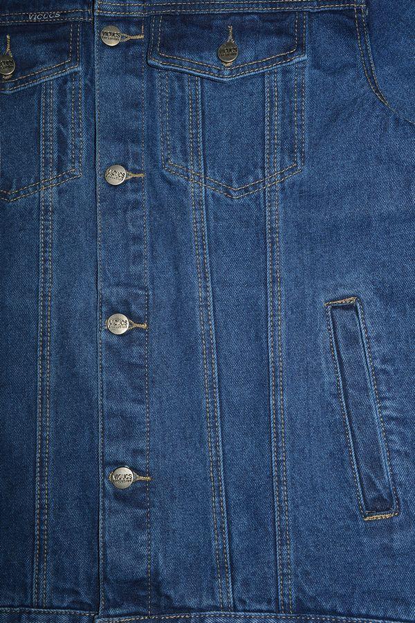 Пиджак мужской (джинсовка) Vicucs 728E.7X7-5 (M-3XL) - фото 3