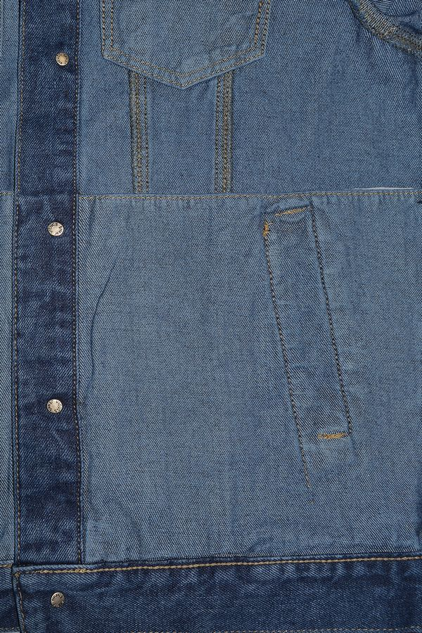 Пиджак мужской (джинсовка) Vicucs 728E.7X7-5 (M-3XL) - фото 4